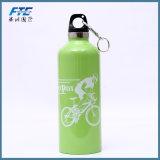L'alliage d'aluminium de bicyclette folâtre la bouteille d'eau
