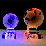 LED 빛을%s 가진 집에서 만드는 훈장 수정 구슬