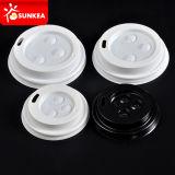 Пластичная крышка кофейной чашки, устранимые крышки 70mm