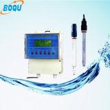 Analizador en línea industrial de Phg-3081 pH, transmisor del pH