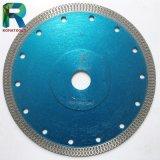 X tipo dischi del diamante del Turbo per il taglio di ceramica del marmo di pietra del granito