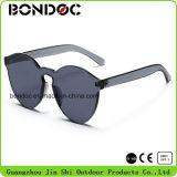 Óculos de sol Rimeless plásticos de venda quentes