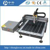 Marca Zhongke Publicidade 6090 Máquina de gravura do CNC