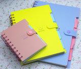 Cuadernos espirales WRITTING con índices