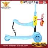 Neuer Art-Kind-Roller mit Sitz