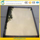 10mm+21UN+10mm transparent super grandes avec double vitrage en verre trempé