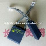 Spazzole di carbone di alta qualità per il numero del pezzo 25C14530P01 del motore T900 della trazione di CC