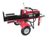 Motor a gasolina 22t divisor de Log de madeira para venda com marcação EPA