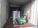 10mt Per Day Ice Making Machine per Seafood Preservation
