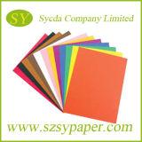 Papel de Woodfree da impressão do papel da cor A4