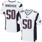 La Nuova Inghilterra Rob Ninkovich non fa ' pullover di gioco del calcio di Hightower Tedy Bruschi