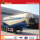 Rimorchio all'ingrosso a diesel del cemento dei 3 assi 30-60 Cbm