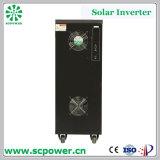 Uso domestico sull'invertitore ibrido legato griglia di energia solare di griglia