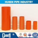Indústria química durável de HDPE pólo do tubo de alimentação de água