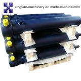 덤프 트레일러를 위한 3개의 단계 액압 실린더 액압 실린더