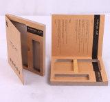 Caja de regalo de embalaje de papel Kraft ecológico