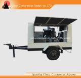 Compressores de ar Diesel de Oilless da potência