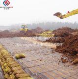 HDPE einachsiger Ux Plastik Geogrids