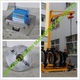 O melhor equipamento do soldador da máquina da fusão da extremidade da tubulação do HDPE do modelo 315-630mm das vendas Shr-630