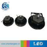 UL Bis Ce LED de alta potencia de iluminación de la Bahía de alta Meanwell conductor 100W/150W/200W/300W LED UFO Industrial Almacén de la luz de la Bahía de alta