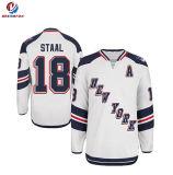 Nuevo diseño reversible personalizado elegante uniforme de Hockey sobre Hielo