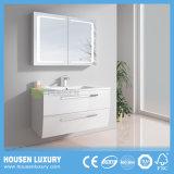 A última levou o Interruptor de Toque Gloss Paint curvo de luxo armário de banheiro HS-Q1119-900