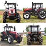 4WD高品質の大きい農場トラクター