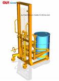 Trommel-LKW der Kapazitäts-450kg/Trommel-Laufkatze-hydraulischer Trommel-Heber Da450