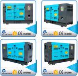 50Hz 40kw 50kVA Wassererkühlung-leises schalldichtes angeschalten durch Cummins- Enginedieselgenerator-Set-Diesel Genset