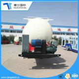 3 eixo de transporte de automóveis semi Carreta, caminhão de cimento em pó semi reboque
