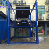 Schiene-Typ Auto-anhebender Maschinen-hydraulischer Auto-Heber mit Fabrik-Preis