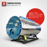 2000kg/H長い生命の自然なガス燃焼の蒸気ボイラ