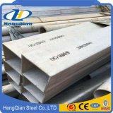 0Cr18Ni9 Vierkante Buis 200mm*200mm*8mm*6000mm van het roestvrij staal (304)