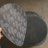 Non- joint en caoutchouc de l'amiante de l'aramide