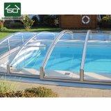 De aangepaste Dekking van het Zwembad van het Aluminium van de Grootte