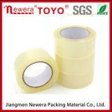 BOPP die de Transparante Acryl Zelfklevende Band van de Kantoorbehoeften voor het Verzegelen van het Karton inpakken