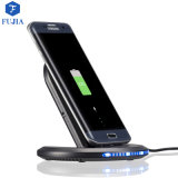 U8 tres bobinas Qi Compatible cargador inalámbrico rápido para el iPhone8, y el teléfono móvil Samsuny Iphonex