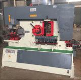 Q35y--16-60t, Q35y de Hydraulische Gecombineerde Machine van de Stempel en van de Scheerbeurt, het Werk van het Staal de Lage Prijs van de Machine
