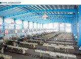 Unión PVC doble válvula de bola para el suministro de agua