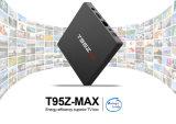 Androider maximaler Amlogic S912 2GB/16GB Satellitenempfänger des Fernsehapparat-Kasten-T95z intelligenter Fernsehapparat-Kasten mit Digitalanzeige, WiFi2.4GHz+5.8GHz
