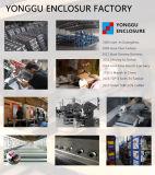 Allegati di alluminio della strumentazione per il prototipo di elettronica