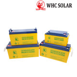 12V 150AH Las baterías recargables de larga vida para el sistema de Energía Solar