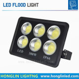 La iluminación exterior LED de alta potencia 500W Reflector con Ce & RoHS