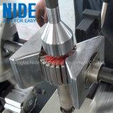 Máquina de enrolamento do rotor armadura semiautomático para alimentação do motor da ferramenta
