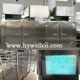 Série C TC equipamentos farmacêuticos forno de secagem de ar quente