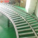 Ligne d'assemblage du convoyeur à rouleaux de gravité pour système d'entrepôt et l'atelier