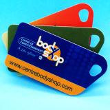 フルカラーの印刷RFID NTAG213 NFCの忠誠のプラスチック主札