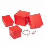 Webestのパッケージのペーパーの創造的なスカイブルーの特殊紙の宝石箱のカスタム宝石箱