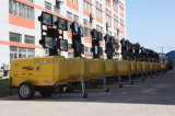 Torretta chiara in generatori diesel
