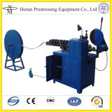 機械を形作る電流を通された螺線形の波形のポスト張力管